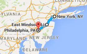 Official Website Of East Windsor Township New Jersey Transportation
