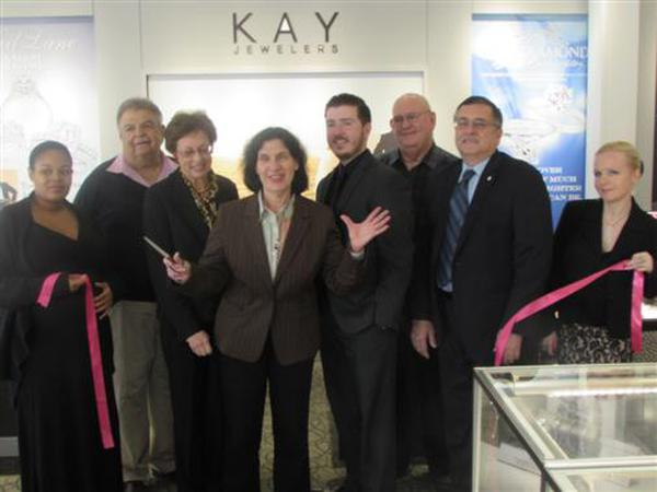 6549cb21b Together with parent company Signet Jewelers, Kay Jewelers is the largest  specialty retail jeweler in the world, with over 900 retail stores  nationwide.